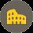 Colosseumgrisjaune