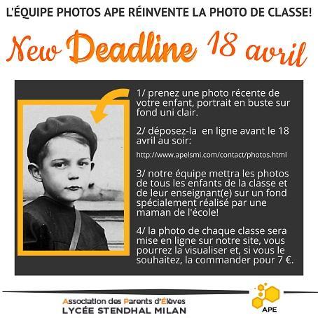 Photos de classe Maternelle et Primaire