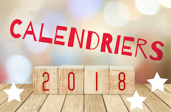 Calendriers Primaire 2018